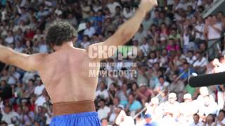 Чемпионат мира по мас-рестлингу 2012 - Тизер