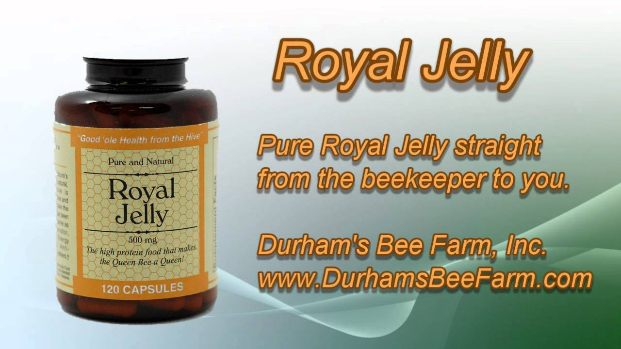 Royal Jelly From Durhams Bee Farm See Our Bbb Rating Of A