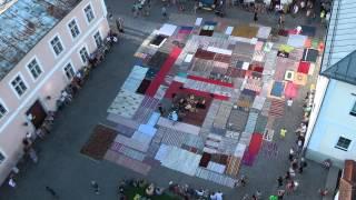 Bleib am Teppich - Textile Kultur Haslach 2015