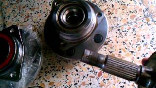 Timken hub vs cheap grand cherokee bearing hub.