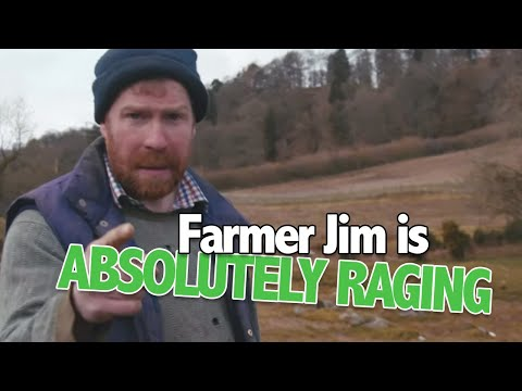 Farmer Jim Is Raging About This Fence   The Farm