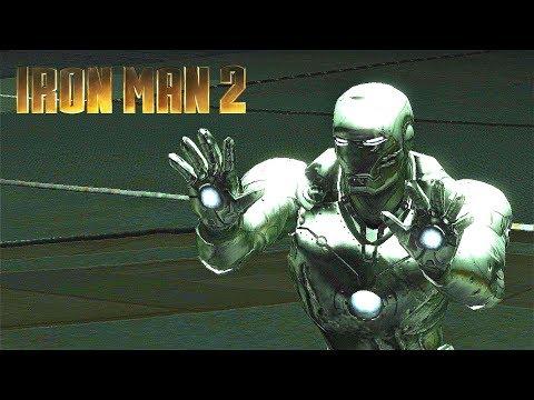 Mark 2 Suit Gameplay - Iron Man 2 Game