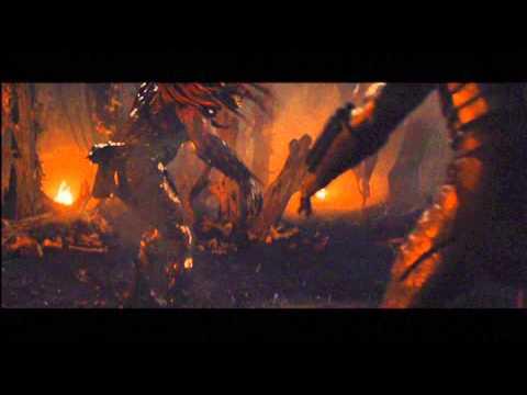 Predators : Berseker Predator vs Classic Predator (1080p HD )