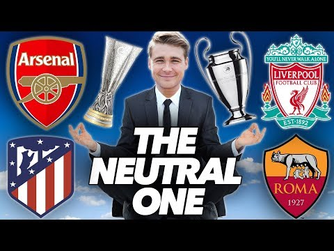 Can arsenal or liverpool make the final? | ucl & europa league semi final draw predictions