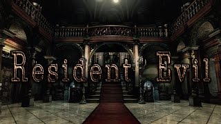 RESIDENT EVIL HD REMASTER ROCKET RUN - RE7 MADHOUSE VS LORD RAGE AFTER