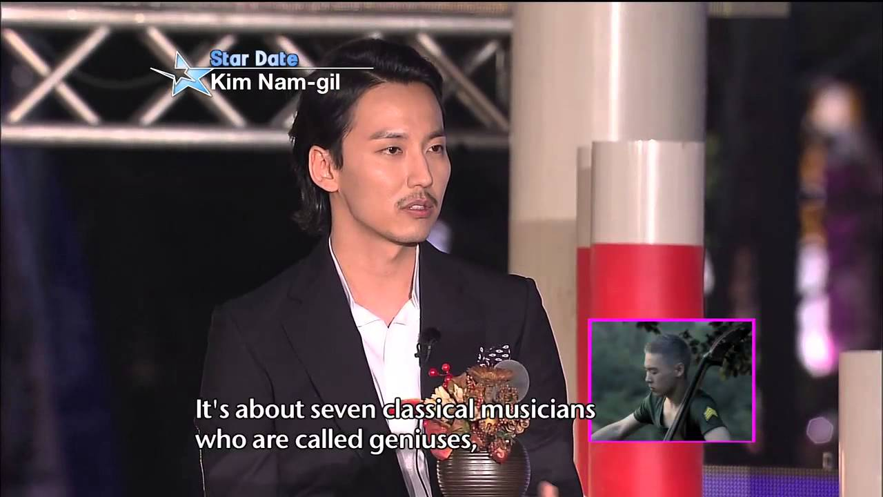 [Star Date] 'Kim Nam-gil' (김남길) - Actor turned producer