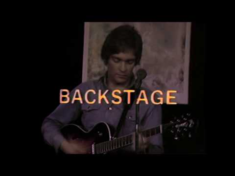 "Joe Neumann 1979 early performance on TV show ""Backstage"""