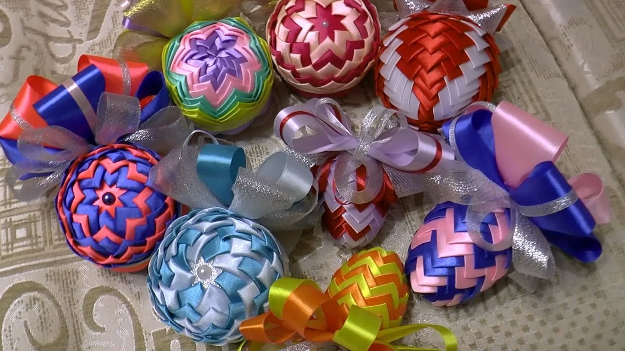 Фабрика ёлочных игрушек в городе Карачев - YouTube