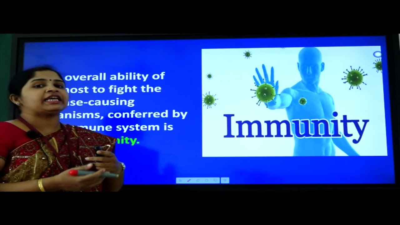 II PUC | Biology | CET/NEET | Human health and diseases- 2021