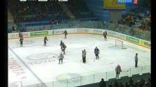 Dinamo Riga - Atlant 6:5 OT; 28.01.2010. Full game