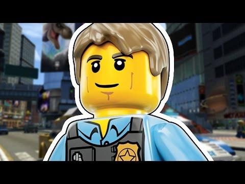 Lego City Undercover - ยอดนักสืบเลโก้กับเมืองอันตราย!? (1)