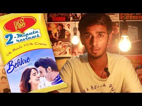 Befikre 2-Minute Movie Review | Ranveer Singh | Vaani Kapoor
