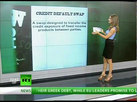 Word of the day: Credit Default Swap
