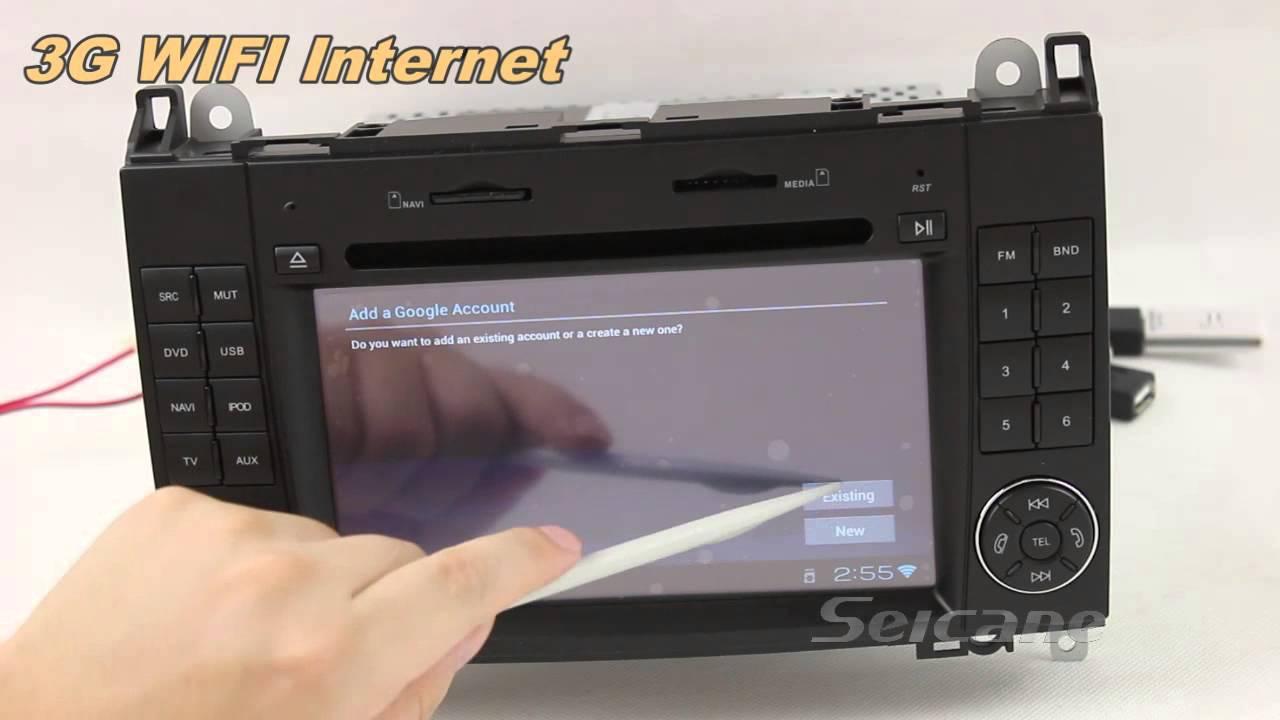 2006 2012 mercedes benz sprinter w906 android dvd player. Black Bedroom Furniture Sets. Home Design Ideas