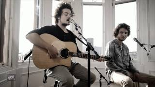 Milky Chance - Flashed Junk Mind & Stolen Dance | Tenement TV