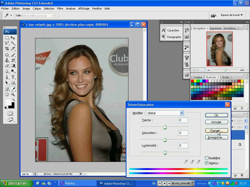 filtre extraire photoshop cs5 mac
