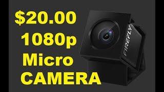 $20 Hawkeye Firefly Micro Camera Racing GPS Brushed Drone Ready  $20