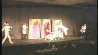 Animazement 2005 - Angelic Layer skit