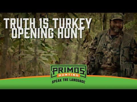 WILL PRIMOS   TRUTH 15 TURKEY   OPEN & MS KILL