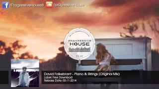 David Folkebrant - Piano & Strings (Original Mix) [Free Download]