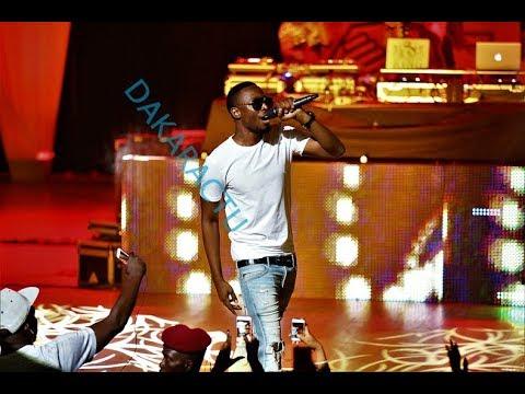 CONCERT de Dadju au Grand théâtre de Dakar