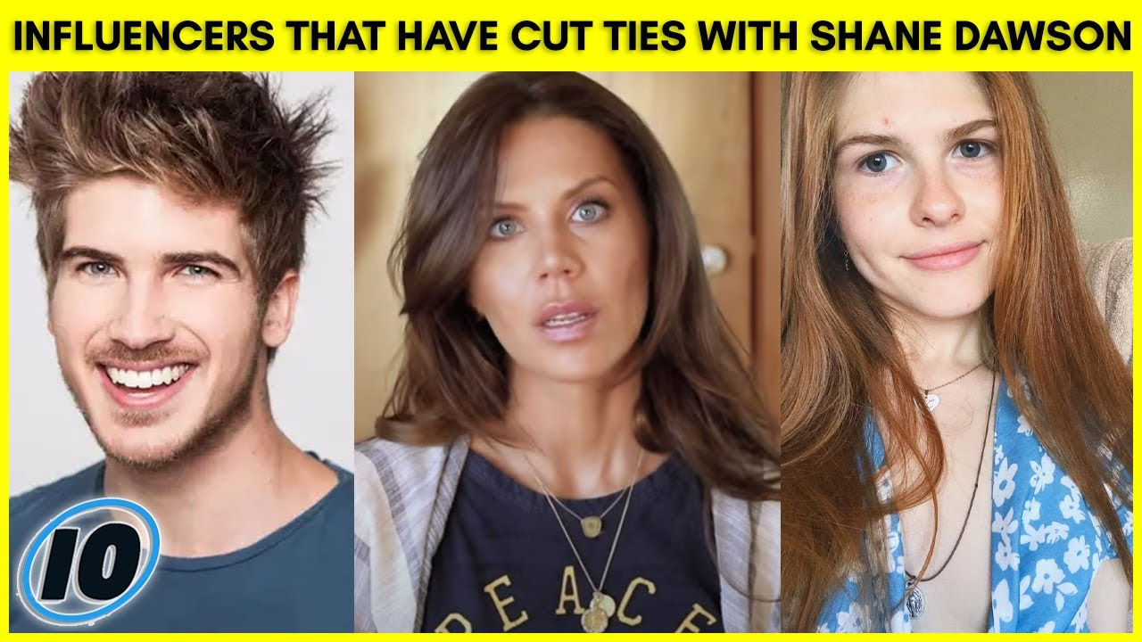 Top 5 Influencers That Have Cut Ties With Shane Dawson
