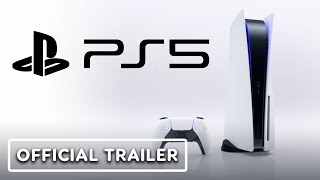 Playstation 5 Official Console Design Reveal Trailer | Ps5 Reveal Event