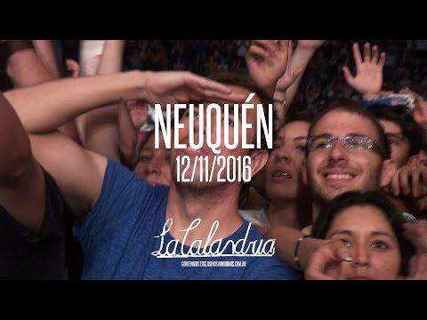 DIVIDIDOS - Neuquén 12/11/2016