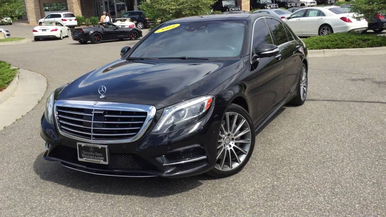 2014 certified pre owned mercedes benz s550 4matic jeff for Mercedes benz s550 certified pre owned