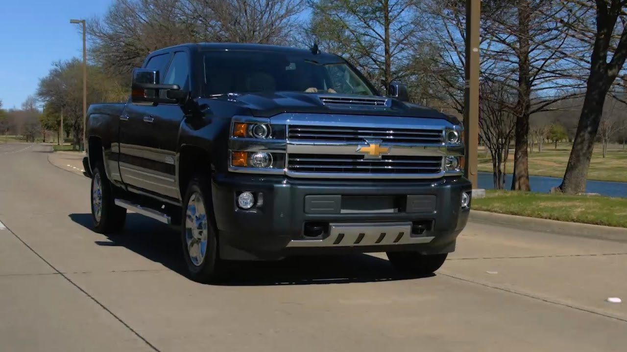 2017 chevrolet silverado 2500 duramax diesel test drive youtube. Black Bedroom Furniture Sets. Home Design Ideas