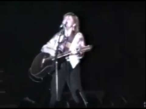 Melissa Etheridge Live in Barrie Ontario 1988