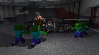 ВЫЖИТЬ В ЗОМБИ АПОКАЛИПСИСЕ | Minecraft | 4 Серия
