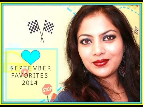 💜SEPTEMBER FAVORITES 2014(radha abhishek)