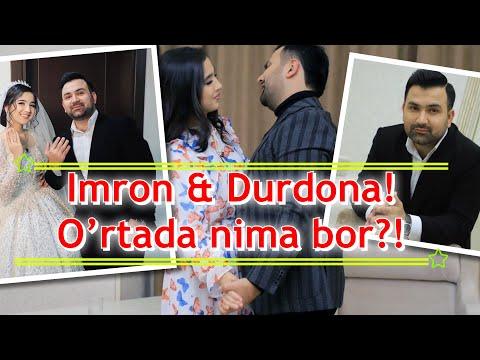 Imron Durdona Qurbonova bilan munosabati haqida bor haqiqatni aytdi! | 2021