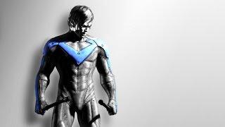 Batman Arkham Knight Azrael Atonement (classic nightwing)
