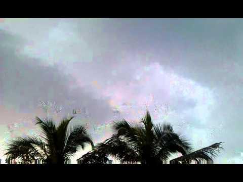 Cuba daily storm September 2011