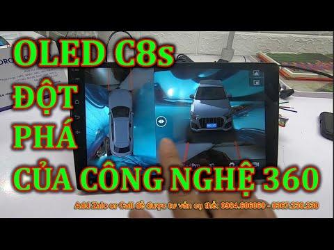 Oled C8s | Sự đột phá về Công nghệ của màn liền cam 360 độ