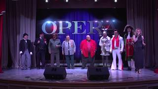 Разборки на конкурсе двойников в Казино Опера Минск