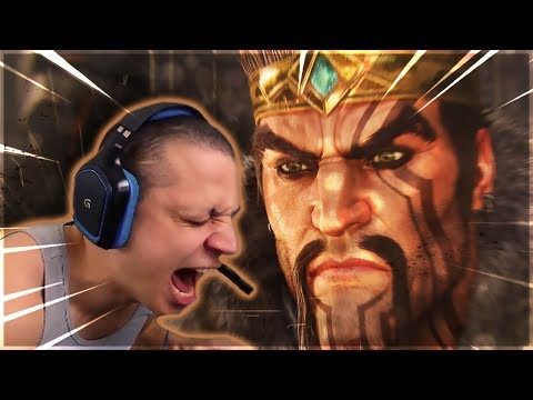 Twitch Rivals: Day of Blunders - League of Legends thumbnail