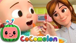 Yes Yes Vegetables Song   Cocomelon Nursery Rhymes & Kids Songs