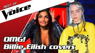 Download TOP 10 | BILLIE EILISH SONGS in The Voice Mp3 and Videos