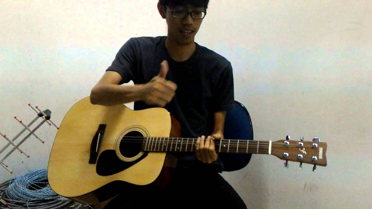 Review Gitar Yamaha F310 Indonesia