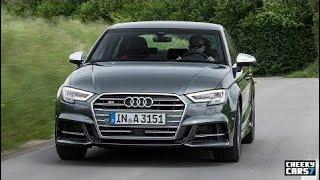 New Audi S3 Limousine 2016 Test Drive - Interior