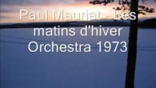 Paul Mauriat - Les matins d