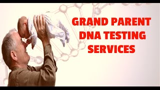Grandparent DNA Testing: Fast, Accurate and Affordable DNA Results