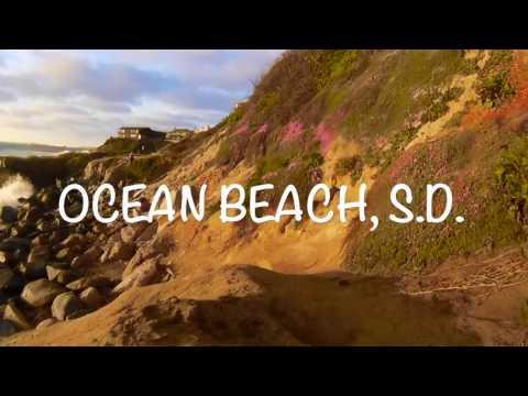 Sunset Cliffs -Ocean Beach, S.D.