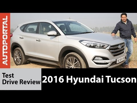 2016 Hyundai Tucson Test Drive Review - Autoportal