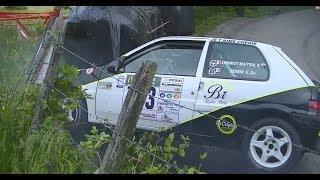 Best-of Rallye 2018 Crash & Mistakes and Show
