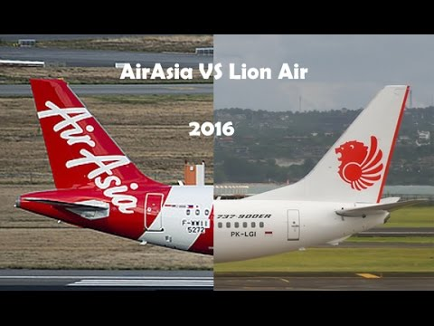 Airasia vs lion air 2016 youtube stopboris Images