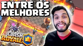"INSANIDADE CHEGOU NO CLASH ROYALE! ""NOVO CLASH OF CLANS"""